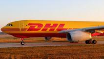 D-ALMA - DHL Cargo Airbus A330-200F aircraft