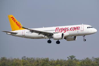 TC-NBI - Pegasus Airbus A320 NEO