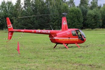 EW-348LH - Private Robinson R44 Raven I