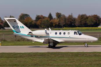 D-ITAN - Private Cessna 525 CitationJet