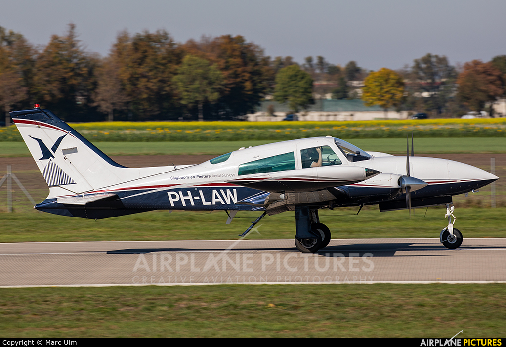 Private PH-LAW aircraft at Augsburg