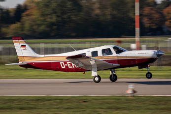 D-EHAH - Private Piper PA-32 Saratoga