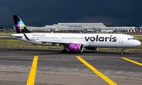 N535VL - Volaris Airbus A321 NEO aircraft