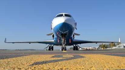 OO-GPP - Abelag Aviation Dassault Falcon 7X