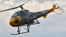 0474 - Czech - Air Force Enstrom 480B aircraft