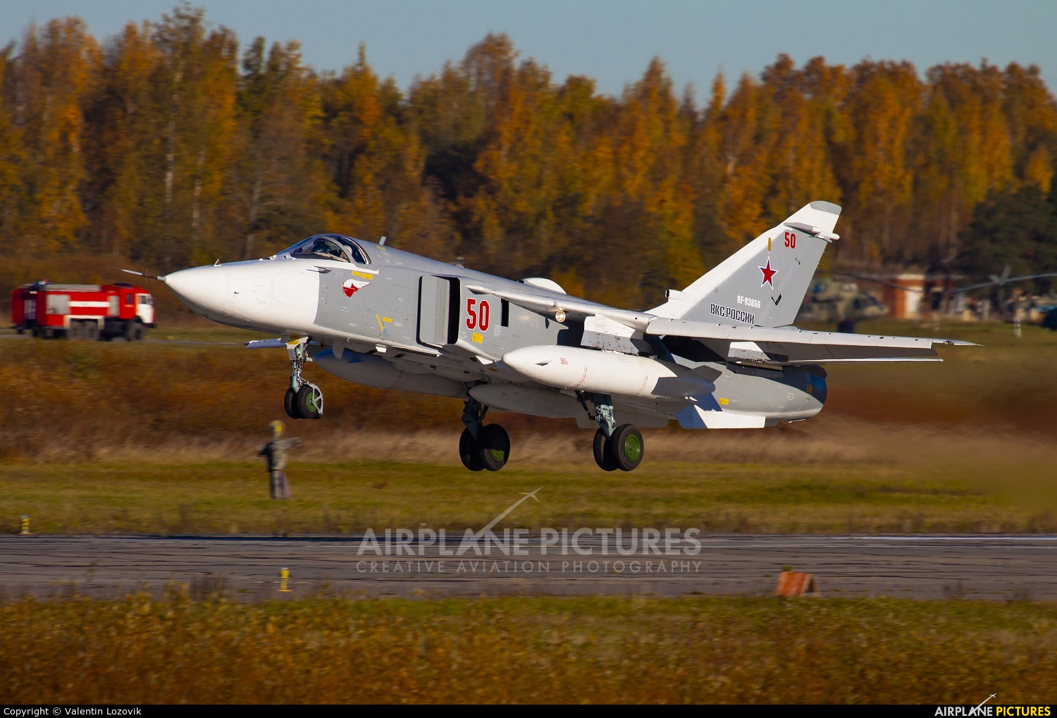Russia - Air Force RF-93856 aircraft at Undisclosed location