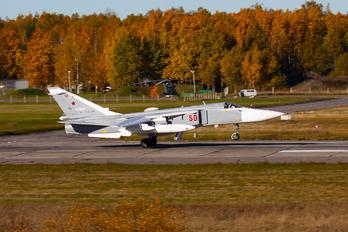 RF-93856 - Russia - Air Force Sukhoi Su-24MR