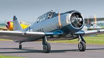 G-BGOR - Private North American Harvard/Texan (AT-6, 16, SNJ series) aircraft
