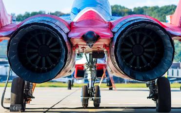 "RF-91925 - Russia - Air Force ""Strizhi"" Mikoyan-Gurevich MiG-29"