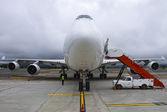 #3 Atlas Air Boeing 747-400F, ERF N445MC taken by José Andrés Salazar Hernández