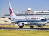 B-7181 - Air China Boeing 737-800 aircraft