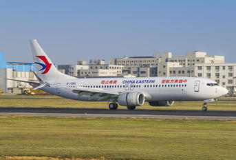 B-1385 - China Eastern Airlines Boeing 737-8 MAX