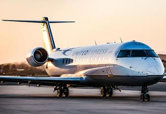 N932EV - United Express Bombardier CRJ-200ER