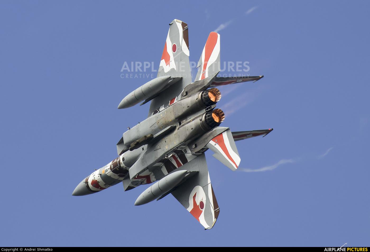 Japan - Air Self Defence Force 32-8082 aircraft at Komatsu