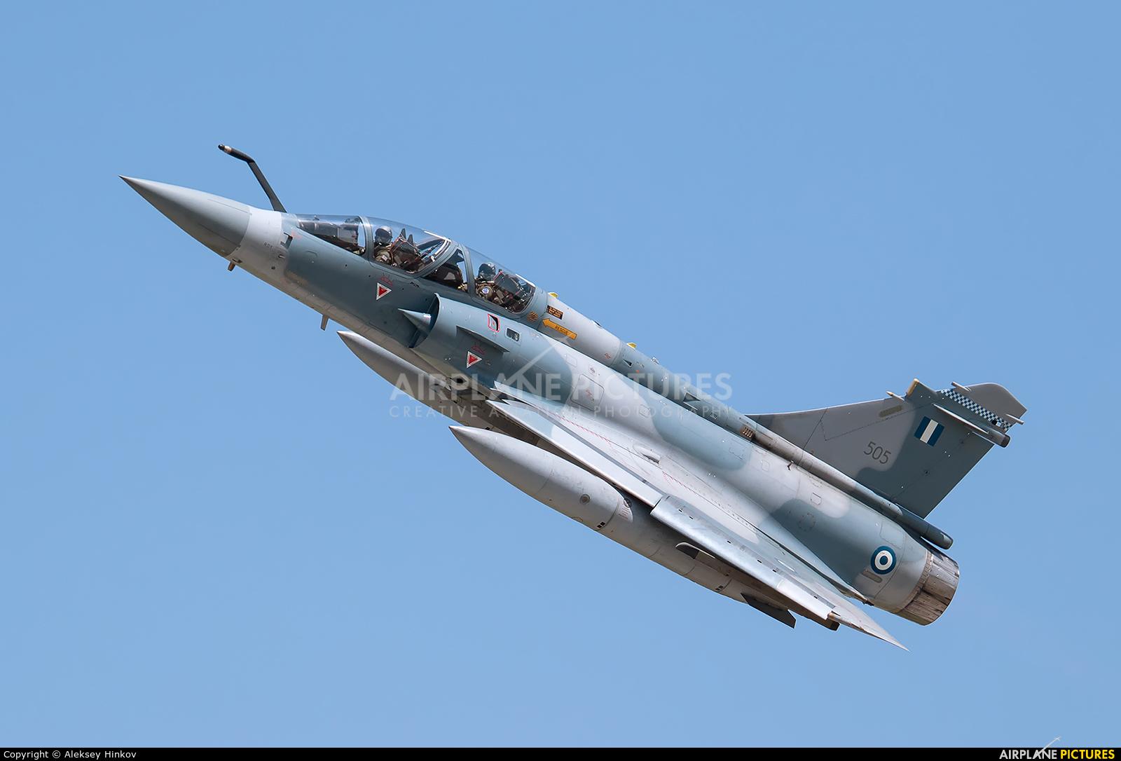 Greece - Hellenic Air Force 505 aircraft at Larissa