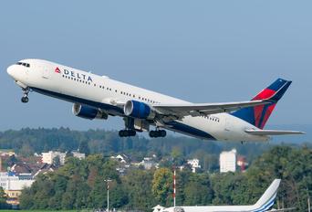 N191DN - Delta Air Lines Boeing 767-300ER