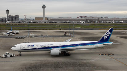JA785A - ANA - All Nippon Airways Boeing 777-300ER