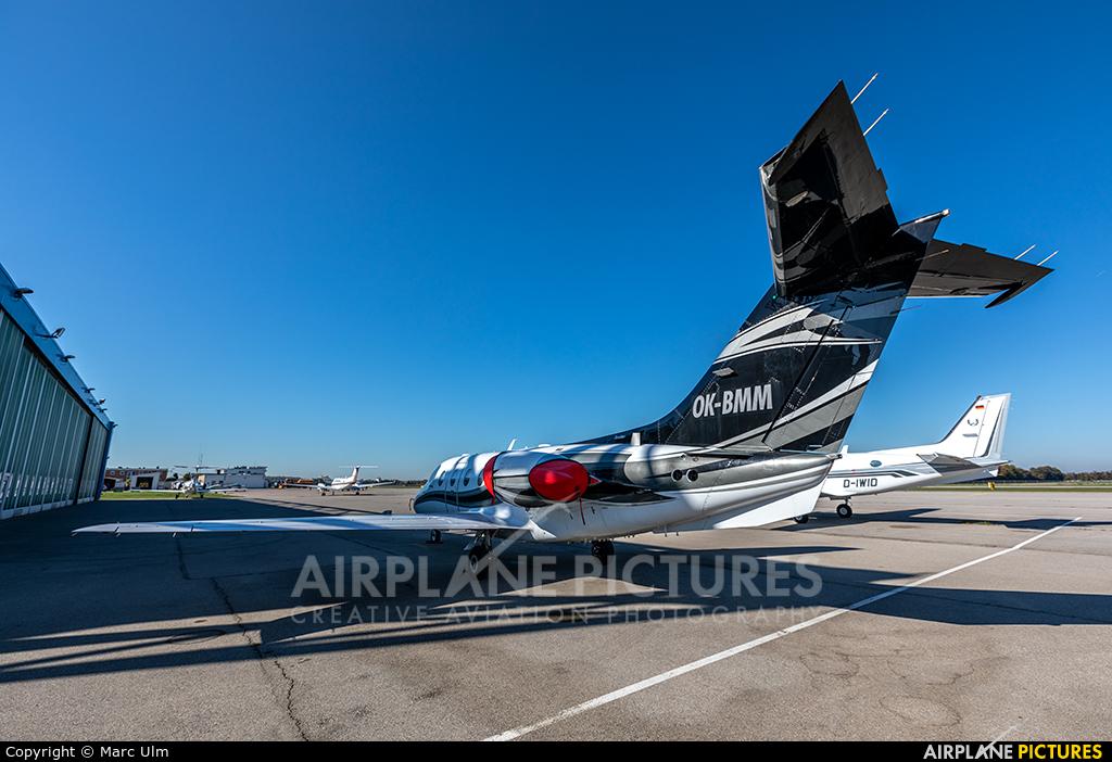 Private OK-BMM aircraft at Augsburg