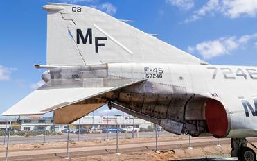 157246 - USA - Marine Corps McDonnell Douglas F-4S Phantom II