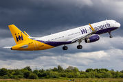G-ZBAM - Monarch Airlines Airbus A321 aircraft
