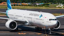 PK-GIG - Garuda Indonesia Boeing 777-300ER aircraft