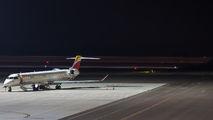 EC-JZT - Air Nostrum - Iberia Regional Canadair CL-600 CRJ-900 aircraft