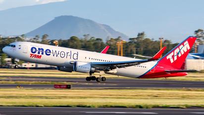 PT-MOC - LATAM Brasil Boeing 767-300ER