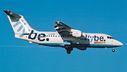 Flybe - British Aerospace BAe 146-200/Avro RJ85 G-JEAW