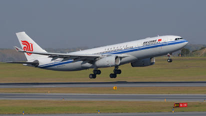 B-6549 - Air China Airbus A330-200
