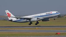 B-6549 - Air China Airbus A330-200 aircraft