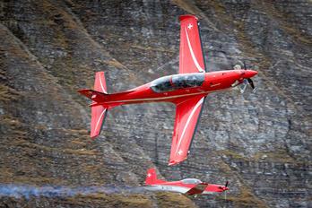 A-103 - Switzerland - Air Force Pilatus PC-21