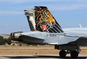 J-5011 - Switzerland - Air Force McDonnell Douglas F-18C Hornet aircraft