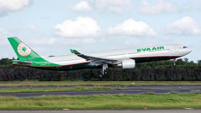 B-16340 - Eva Air Airbus A330-300