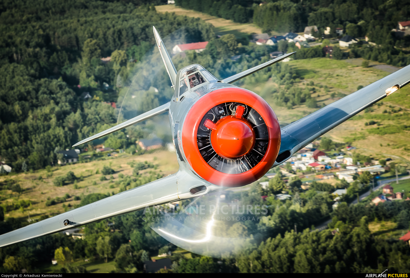 Private F-AZYF aircraft at In Flight - Poland