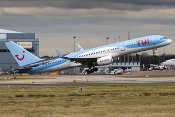 G-OOBG - TUI Airways Boeing 757-200