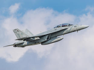 166918 - USA - Navy McDonnell Douglas F/A-18F Super Hornet