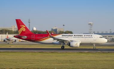 B-300M - Shenzhen Airlines Airbus A320 NEO