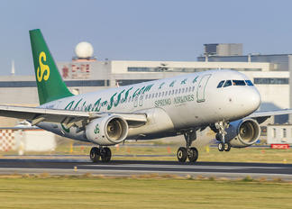 B-1895 - Spring Airlines Airbus A320