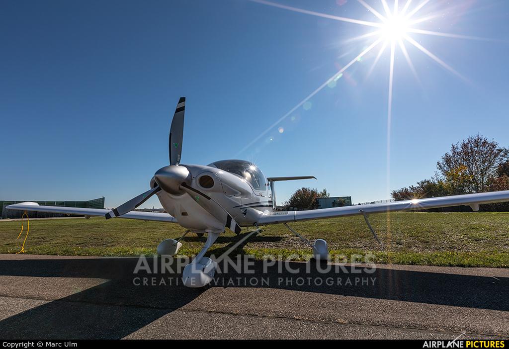 Private N947US aircraft at Augsburg