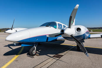 D-GACR - Private Piper PA-34 Seneca