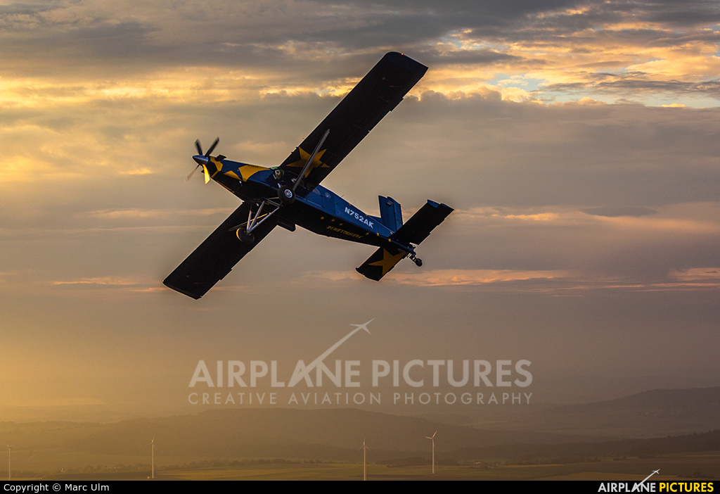 Skydive Colibri N752AK aircraft at In Flight - Germany