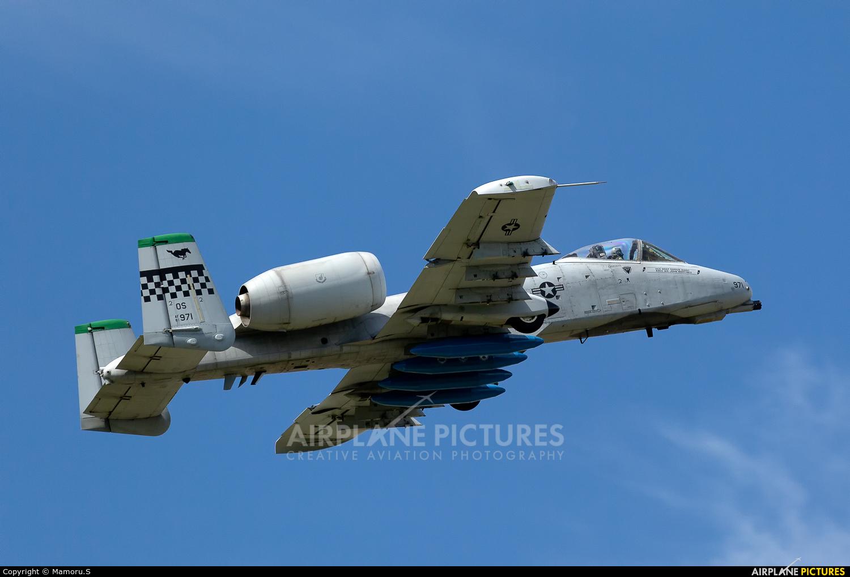 USA - Air Force 81-0971 aircraft at Yokota AB