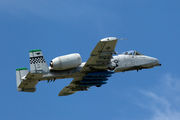 81-0971 - USA - Air Force Fairchild A-10 Thunderbolt II (all models) aircraft