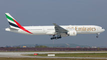 A6-EPC - Emirates Airlines Boeing 777-300ER aircraft