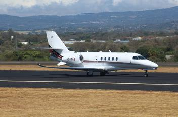 N507QS - Private Cessna 680A Latitude