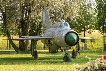 7101 - Poland - Air Force Mikoyan-Gurevich MiG-21PFM