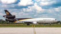 N289UP - UPS - United Parcel Service McDonnell Douglas MD-11F aircraft