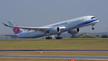 B-18912 - China Airlines Airbus A350-900