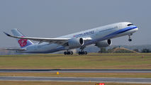 B-18912 - China Airlines Airbus A350-900 aircraft