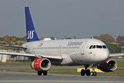 OY-KAN - SAS - Scandinavian Airlines Airbus A320 aircraft